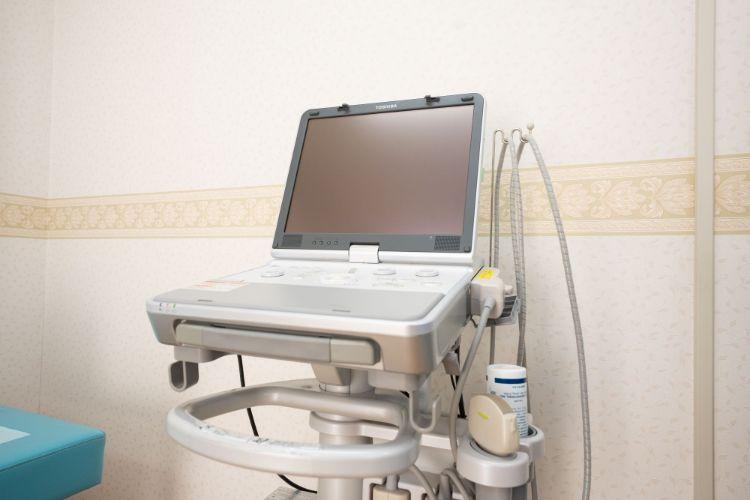 腹部および心超音波検査装置